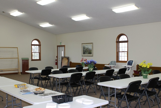 fellowship hall interior